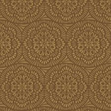 Brown Sugar Damask Drapery and Upholstery Fabric by Kravet