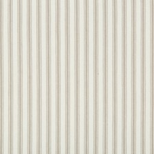 White/Grey Stripes Drapery and Upholstery Fabric by Kravet