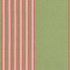 Raspberry/green Drapery and Upholstery Fabric by Duralee
