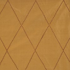 Mocha Embroidery Drapery and Upholstery Fabric by Fabricut