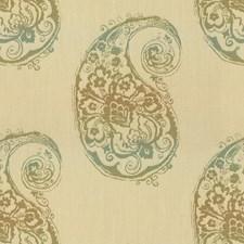 Bimini Paisley Drapery and Upholstery Fabric by Kravet