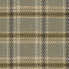 Mineral Plaid Drapery and Upholstery Fabric by Kravet