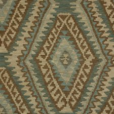 Mineral Ikat Drapery and Upholstery Fabric by Kravet