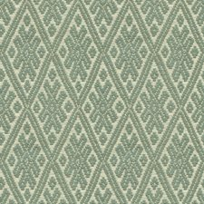 Spa Diamond Drapery and Upholstery Fabric by Kravet