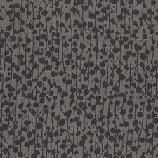 Pewter Botanical Drapery and Upholstery Fabric by Kravet