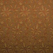 Spice Floral Drapery and Upholstery Fabric by Fabricut