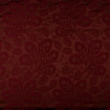 Bordeaux Floral Drapery and Upholstery Fabric by Fabricut