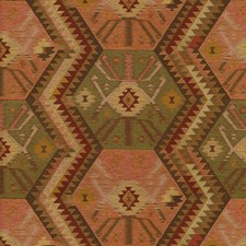 Antique Ikat Drapery and Upholstery Fabric by Kravet