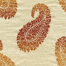 Caliente Paisley Drapery and Upholstery Fabric by Kravet