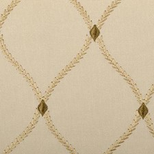 Sand Diamond Drapery and Upholstery Fabric by Duralee