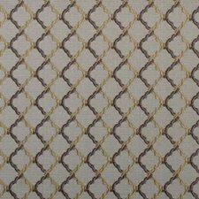 Mocha Diamond Drapery and Upholstery Fabric by Duralee