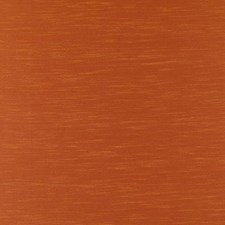 Tangerine Faux Silk Drapery and Upholstery Fabric by Duralee