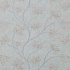 Dusk Embroidery Drapery and Upholstery Fabric by Duralee