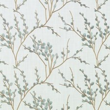 Seaglass Embroidery Drapery and Upholstery Fabric by Duralee