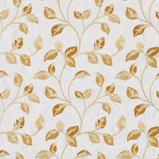 Clay Embroidery Drapery and Upholstery Fabric by Duralee