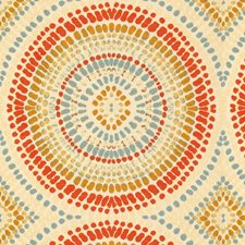 Coral Dots Drapery and Upholstery Fabric by Kravet