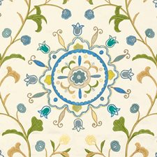 Blue Sky Contemporary Drapery and Upholstery Fabric by Kravet