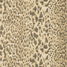 Beige/Grey/Ivory Animal Skins Drapery and Upholstery Fabric by Kravet