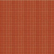 Rust/Orange/Beige Plaid Drapery and Upholstery Fabric by Kravet