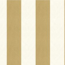 Wheat/White Stripes Drapery and Upholstery Fabric by Kravet