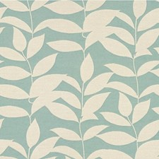 Eucalyptus Botanical Drapery and Upholstery Fabric by Kravet