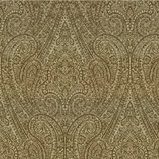 Pebble Paisley Drapery and Upholstery Fabric by Kravet