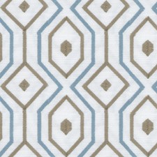Light Blue/Light Grey Contemporary Drapery and Upholstery Fabric by Kravet