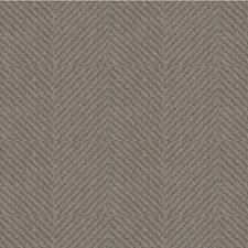 Light Grey Herringbone Drapery and Upholstery Fabric by Kravet