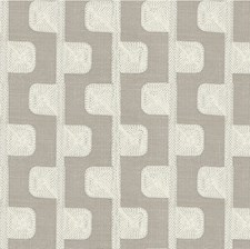 Linen Modern Drapery and Upholstery Fabric by Kravet