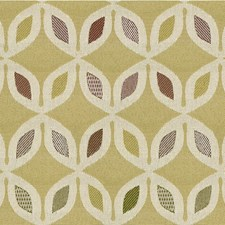 Prosecco Geometric Drapery and Upholstery Fabric by Kravet