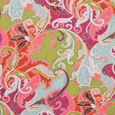 34667-4 Esmeralda Paisley Magenta LMSTK18 by Clarence House