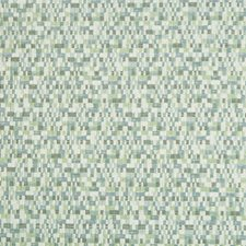Light Blue/Light Green/Grey Small Scales Drapery and Upholstery Fabric by Kravet