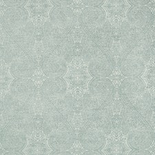Blue/White Damask Drapery and Upholstery Fabric by Kravet