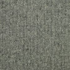 Charcoal Drapery and Upholstery Fabric by Clarence House