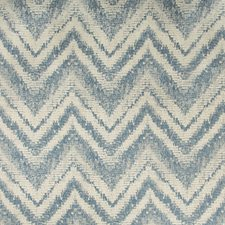 Marine Flamestitch Drapery and Upholstery Fabric by Kravet