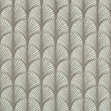 Pewter Bargellos Drapery and Upholstery Fabric by Kravet