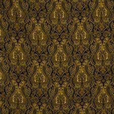 Lava Paisley Drapery and Upholstery Fabric by Fabricut