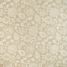 Beige/Ivory Jacobeans Drapery and Upholstery Fabric by Kravet