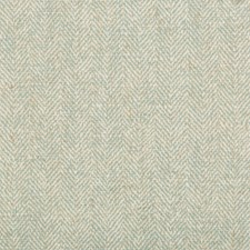 Mineral/White Herringbone Drapery and Upholstery Fabric by Kravet