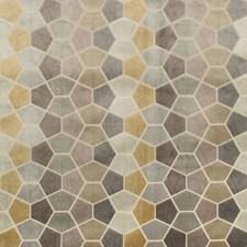 Grey/Light Grey/Lavender Modern Drapery and Upholstery Fabric by Kravet