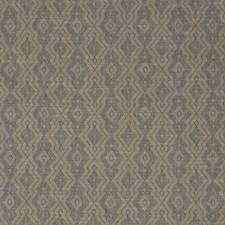 Slate/Beige Diamond Drapery and Upholstery Fabric by Kravet