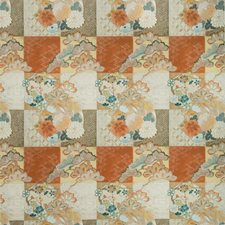 Clay Asian Drapery and Upholstery Fabric by Kravet