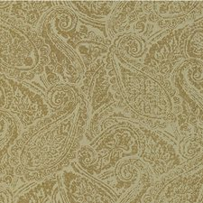 Calm Paisley Drapery and Upholstery Fabric by Kravet