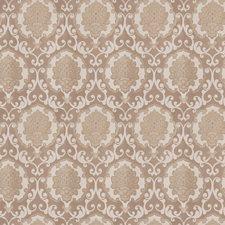 Soapstone Damask Drapery and Upholstery Fabric by Fabricut