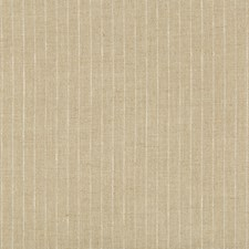 Beige/Wheat Stripes Drapery and Upholstery Fabric by Kravet