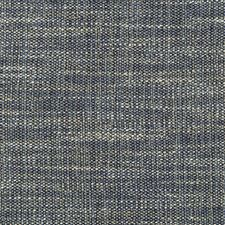 Dark Blue/White/Indigo Solids Drapery and Upholstery Fabric by Kravet