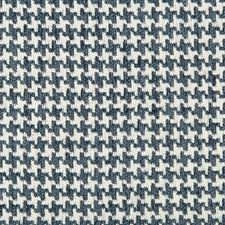 Light Blue/White/Blue Texture Drapery and Upholstery Fabric by Kravet