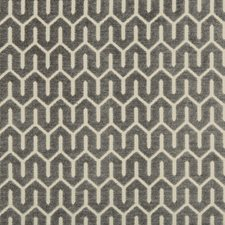 Beige/Grey Geometric Drapery and Upholstery Fabric by Kravet