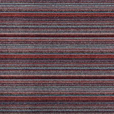Blue/Red/Indigo Stripes Drapery and Upholstery Fabric by Kravet