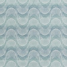 Surf Geometric Drapery and Upholstery Fabric by Kravet